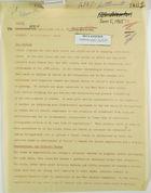 Memorandum re: An Arab-Israel Peace, c. June 5, 1968