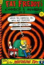 Fat Freddy's Comics & Stories, no. 2