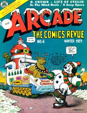 Arcade, The Comics Revue, no. 4