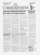 Cheese Reporter, Vol. 131, No. 16, Friday, October 20, 2006