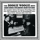 The Boogie Woogie Boys (Albert Ammons,Pete Johnson, Meade