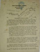 Letter from A. L. Flint to Secretary of Labor, August 6, 1918