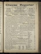 Cheese Reporter, Vol. 54, no. 32, Saturday, April 19, 1930