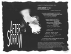 Handbill for After Sorrow by Ping Chong at the La MaMa Annex Theater, January 31-February 15, 1997. Directed by Ping Chong.