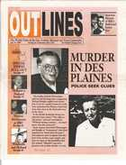 OUTLINES The Weekly Voice of the Gay, Lesbian, Bisexual and Trans Community July 29,1998