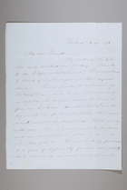 Letter from Sarah Pugh to Maria Weston Chapman, February 12, 1848