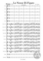 Overture to 'Le Nozze di Figaro', arranged for Band, K. 492