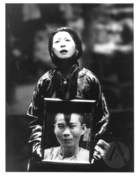 Production still from After Sorrow by Ping Chong at La MaMa Annex Theater, January 31-February 15, 1997. Directed by Ping Chong.