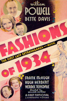 Fashions of 1934 (1934): Draft script