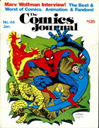 an interview with Marv Wolfman