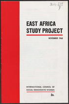 The East Africa Study Project