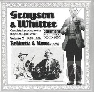 Grayson & Whitter Vol. 2 (1929)