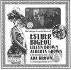 Esther Bigeou (1921-1923)