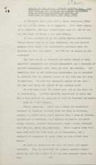Address by the Rt. Hon. Herbert Morrison, M.P. at a Ministry of Health Press Conference, 4th June, 1947