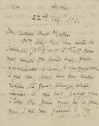 Letter from Ellie Love Macpherson to Maggie Jack, December 22, 1880