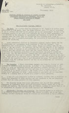 Circular Letter to Councils of County Boroughs, Urban and Rural District Councils in England and Wales, January 7, 1947
