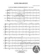Suite for Advent, Woodwind Quintet