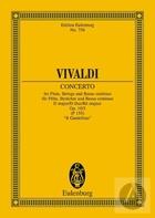 Concerto, RV 428 / Op. 10, No. 3, D Major