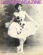Dance Magazine, Vol. 48, no. 3, March, 1974