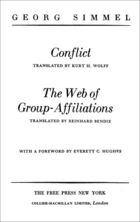 The Web of Group-Affiliations