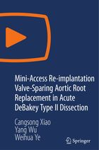 Mini-Access Re-implantation Valve-Sparing Aortic Root Replacement in Acute DeBakey Type II Dissection