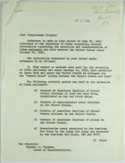 Letter from Frederick G. Dutton to Michael A. Feighan re: Selection and Transportation of Cuban Nationals, July 23, 1963