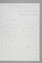Letter from Sarah Pugh to Richard D. Webb, September 2, 1867
