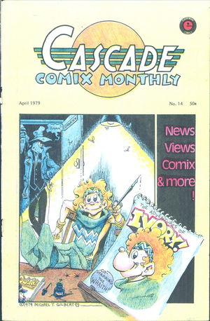Cascade Comix Monthly, no. 14