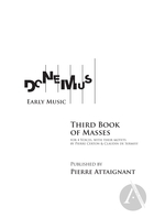 Early Music Edition: Third Book of Masses