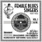 Female Blues Singers Vol. 1 A/B (1924-1932)