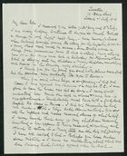 Letter from Robert Anderson to Edith Thompson, February 7, 1916