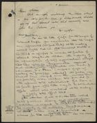 Correspondence between D. Whitney, Mr. Heseltine, Miss Whitney, and Miss Sharp re: Discrimination Against Illegitimate Coloured Children, 1945