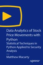 Data Analytics of Stock Price Movements with Python