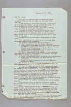 Letter from Emma Poeradiredja to Helen Fowler, January 12, 1957