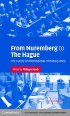 1: The Nuremberg trials: international law in the making
