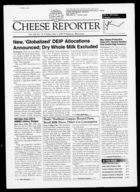 Cheese Reporter, Vol. 124, No. 52, Friday, July 7, 2000