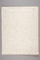 Letter from Sarah Pugh to Richard D. Webb, January 15, 1842