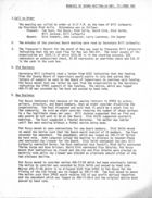 Minutes of SPREE Board Meeting, May 19, 1977