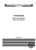 4 Korsange