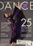 Dance Magazine, Vol. 79, no. 1, January, 2005