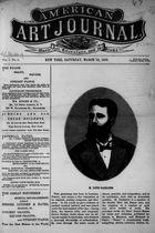 American Art Journal, Vol. 1, no. 9, March 18, 1876