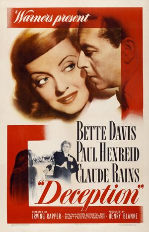 Deception (1946): Shooting script