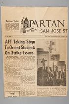 A.F.T. Taking Steps to Orient Students on Strike Issues