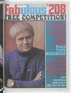 Fab 208, 2 November 1968, Fabulous 208, 2 November 1968