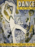 Dance Magazine, Vol. 19, no. 10, October, 1945