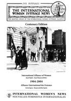 International Women's News: Special Issue, Centenary Edition, 2004