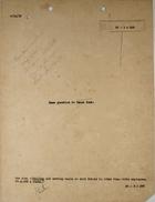 Cover Sheet for File 28-B-233: Race Question in Canal Zone, June 14, 1919