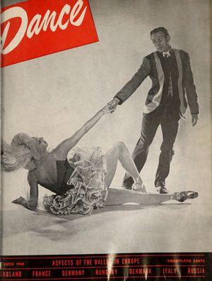 Dance Magazine, Vol. 22, no. 3, March, 1948