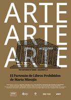 Art Art Art: The Parthenon of Forbidden Books by Marta Minujín