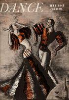 Dance (Magazine), Vol. 7, no. 6, May, 1940, Dance, Vol. 7, no. 6, May, 1940
